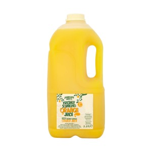 Johnsons Orange Juice 2.27Ltr