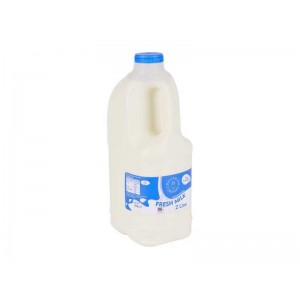 2 Ltr-Milk Organic Whole