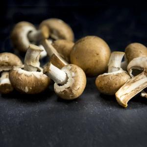 Chestnut Mushrooms  500g